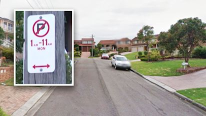 New parking rules outrage residents of quiet street