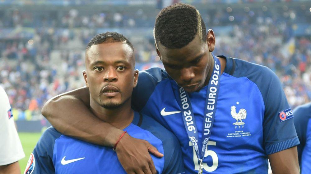 Evra warnt Pogba: Fußball ist wichtiger als ein Haarschnitt