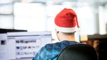 Vor Weihnachten sinkt die Job-Motivation kontinuierlich