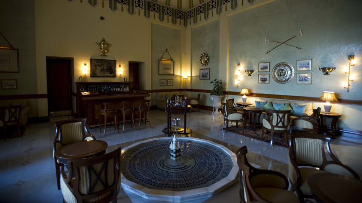 Peek into palaces: The Rambagh Palace in Jaipur