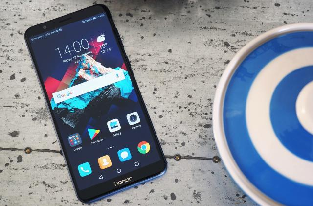 Honor's mid-range 7X with 18:9 display is now on sale for $200