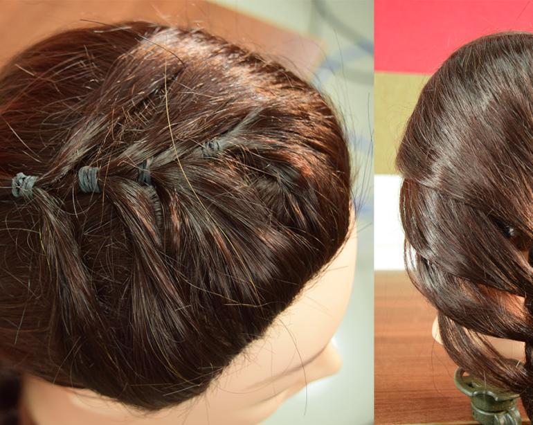 Hairstyle Tutorial Simple Hairstyles Video