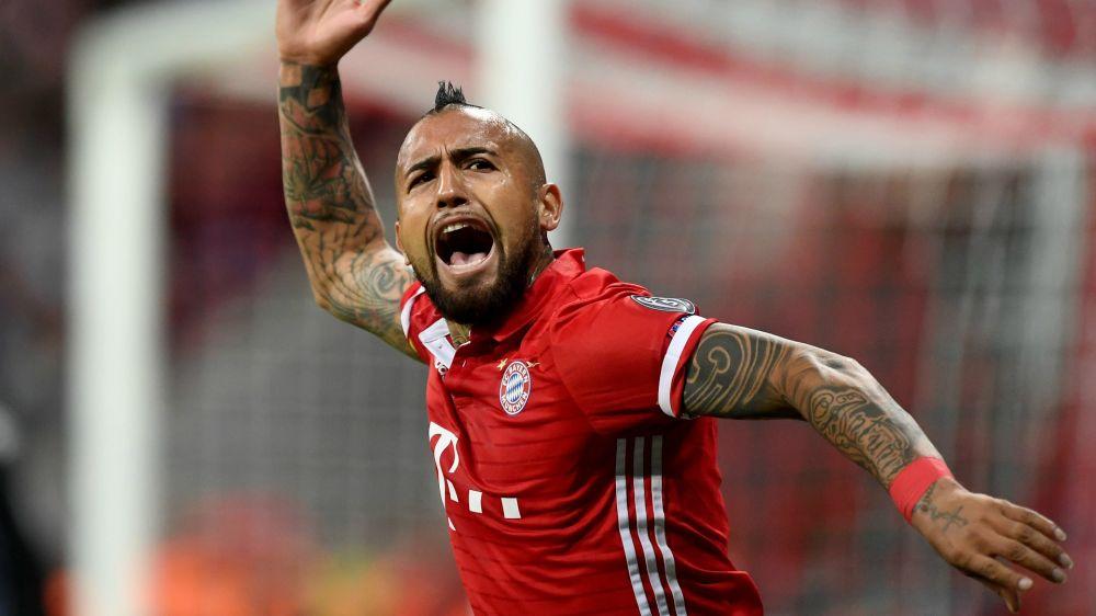 """Vidal: """"Mi forma de jugar es la de un guerrero, nunca darse por vencido"""""""