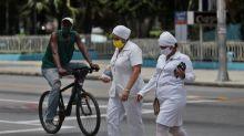 Cuba continúa su curva oscilante de contagios con 77 nuevos casos de COVID-19