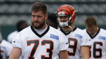 Bengals' first-round OL out for the season