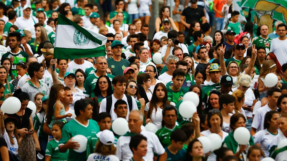 Chapecoense continue miraculous resurrection with Caterinense title