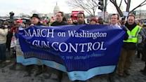 Newtown Families Join March on Washington Demanding Gun Control