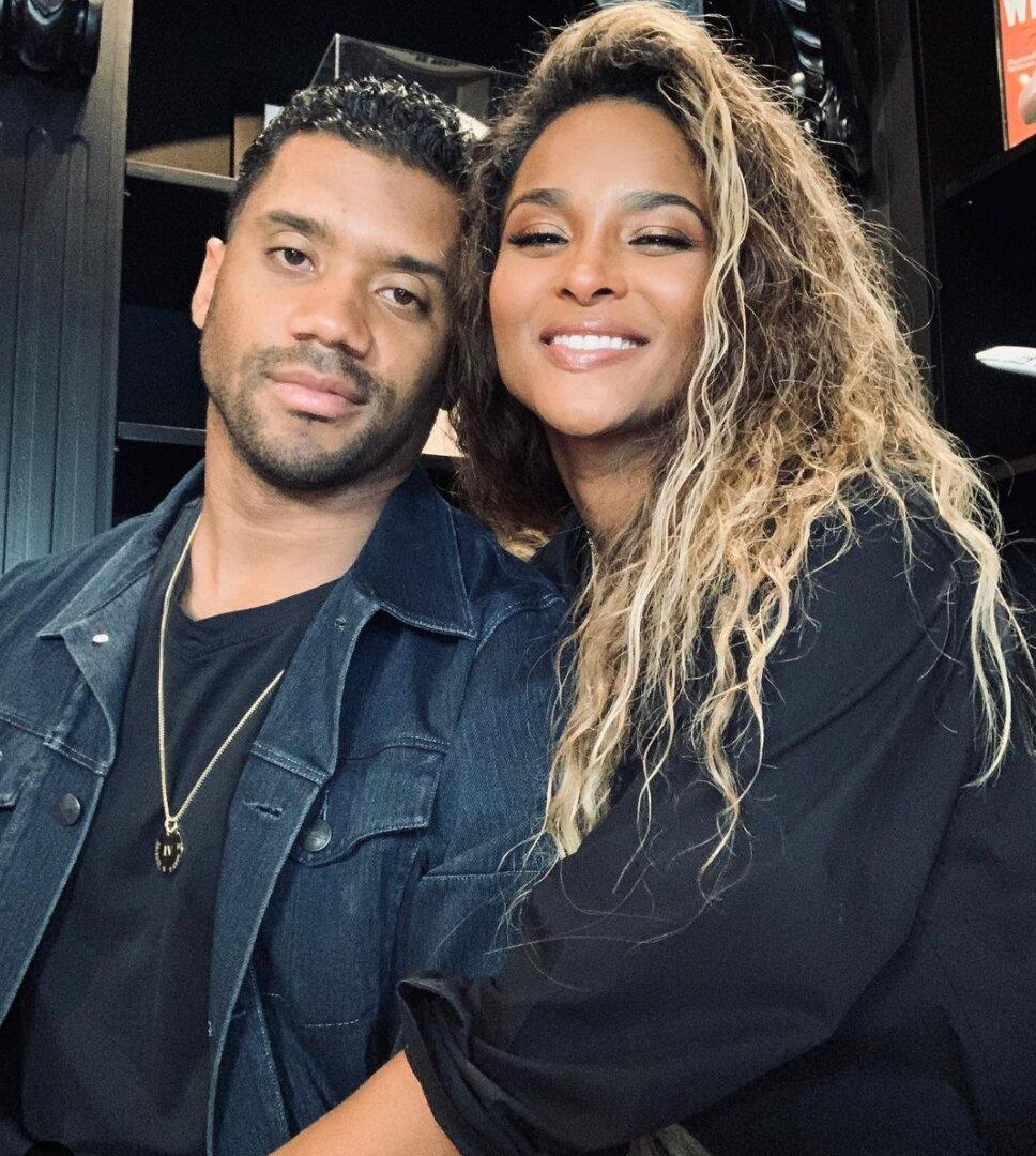 Ciara Celebrates Husband Russell Wilson's 32nd Birthday with Special At-Home Meal: 'Anything for You'