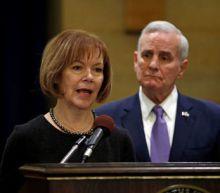 Minnesota lieutenant governor to replace Franken in Senate