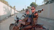Arnold Schwarzenegger reveals he's started shooting 'Terminator 6'