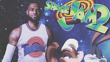 Space Jam 2 is coming! ... in two years