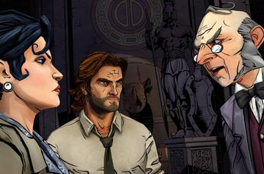 Telltale Games is bringing The Wolf Among Us to iOS by the end of the year