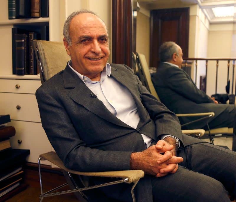 Financement libyen: Ziad Takieddine arrêté à Beyrouth
