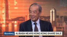 Alibaba Plans to File Mega-Listing in Hong Kong