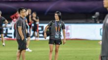 'First woman physio' breaks down barriers in China football