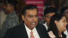 Billionaire Ambani's Reliance posts record profit on consumer strength