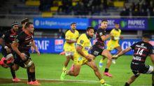 Rugby - Top 14 - Top14: Clermont l'emporte sur le fil face à Toulouse, réduit à treize