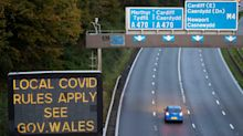 English family escorted out of Wales by police