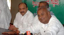 No conflict in Congress-JD(S) coalition, will file nomination tomorrow: HD Deve Gowda
