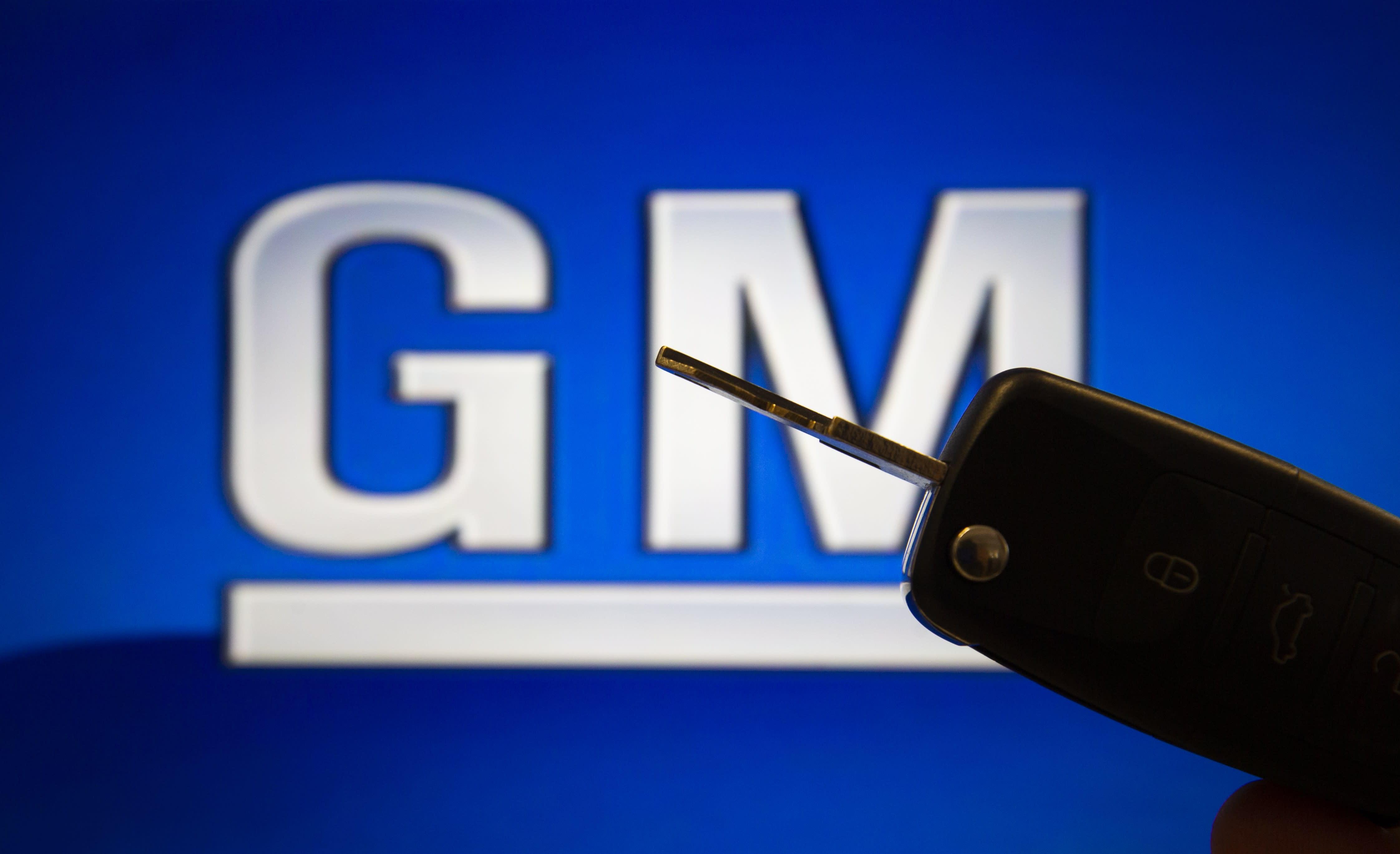 General Motors - cover
