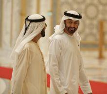 Saudi king hosts Abu Dhabi crown prince amid Yemen offensive