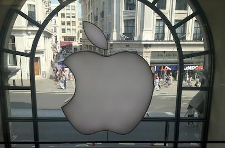 Apple stores lead with the highest sales per square foot