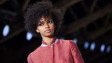 Creative beauty lights the way at London Fashion Week