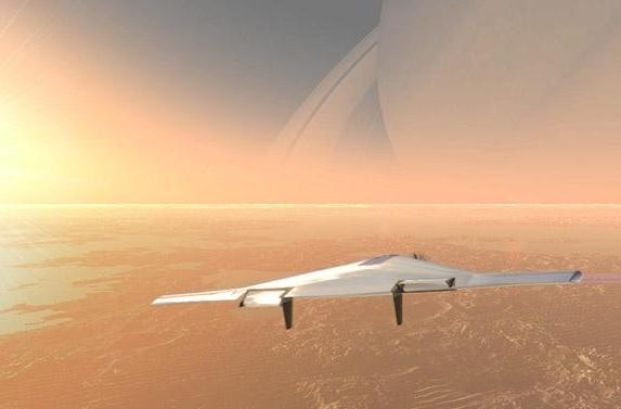 Venus airplane concept could be a working prototype in a few years