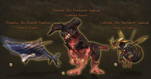 Final Fantasy XI: Seekers of Adoulin site details Geomancer abilities, Naakual bosses
