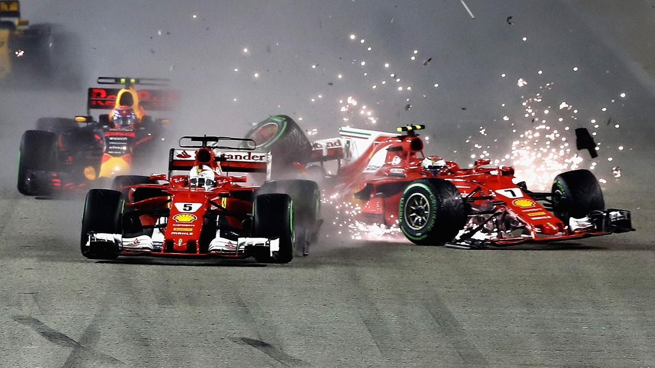 Formula 1 parramatta