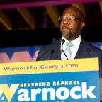 Raphael Warnock Mocks Georgia Gun Law in Newly Unearthed Sermon