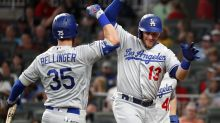 Red-hot Dodgers set major league record with 22 home runs in past five games