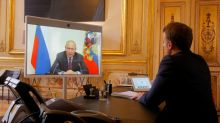 France puts off strategic talks with Russia over Navalny case