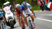 Giro still 'rosy' as Pinot targets last-gasp pink jersey