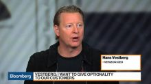 Verizon Wants to Give Optionality to Customers, CEO Vestberg Says