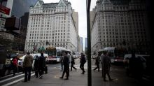 New York Plaza Hotel Buyers Ashkenazy, Alwaleed Sue Owner