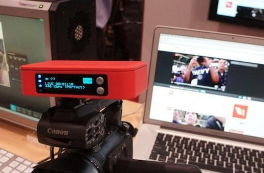 Livestream Broadcaster hands-on