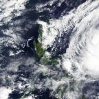 Super typhoon slams into Philippines, 1 million evacuated