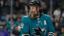 NHL rumors: Sharks' Joe Thornton could play in Switzerland before season