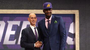 Phoenix takes Deandre Ayton first in NBA draft