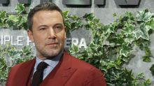 Ben Affleck says alcohol battle brought with it the 'biggest regret' of his life