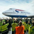British Airways owner IAG calls for global health passports as airline group reports record  £6.5billion loss