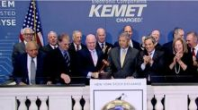 Digi-Key Celebrates More than 170,000 Products Offered by KEMET on KEMET Corporation's 100-Year Anniversary
