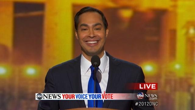 Julian Castro DNC Speech: 'It Starts With Education'