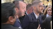 Zayn Malik makes first public appearance since going solo
