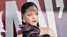 Rihanna Wore Jumbo Box Braids Down to Her Waist and Fans Are Loving the Look
