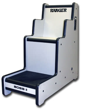 Body-scanning chair to show UK prisoners who's BOSS