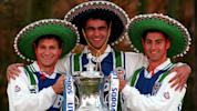 The Three Amigos ride again and bring with them special memories: 'At Wigan the pre-match meal was beans on toast and a cup of tea'