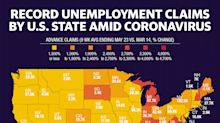 Coronavirus job losses are hitting these 3 states the hardest