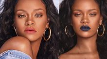 Did Rihanna Just Tease New Fenty Beauty Eyeshadow And Lipstick?